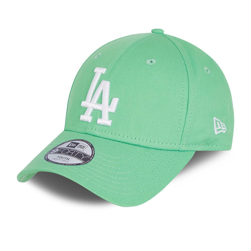 Casquette9FORTY LA Dodgers Essential, vert, enfant