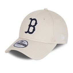 9FORTY – Boston Red Sox – Essential – Jugendkappe in Steingrau