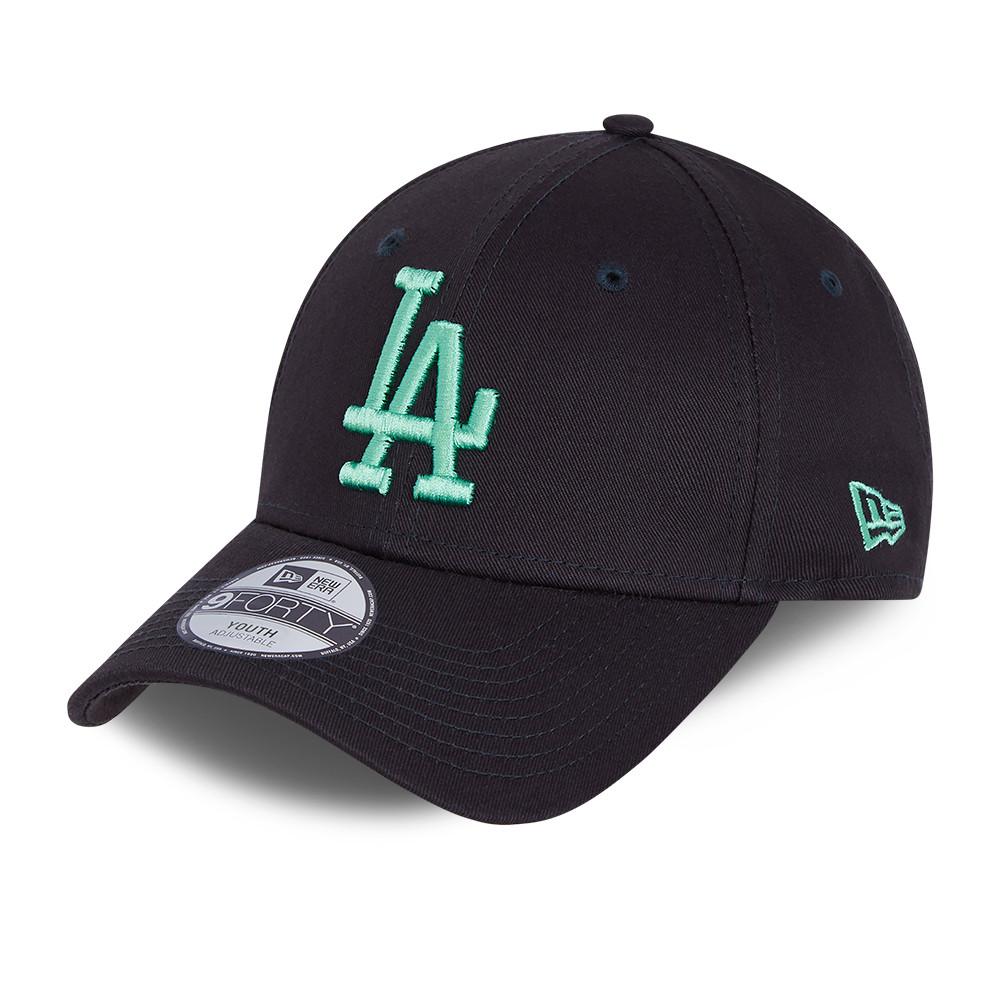 Casquette9FORTY LA Dodgers Essential, bleu marine, enfant