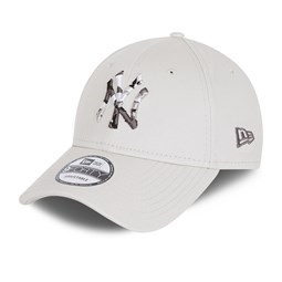 New York Yankees City Camo Kids Stone 9FORTY Cap