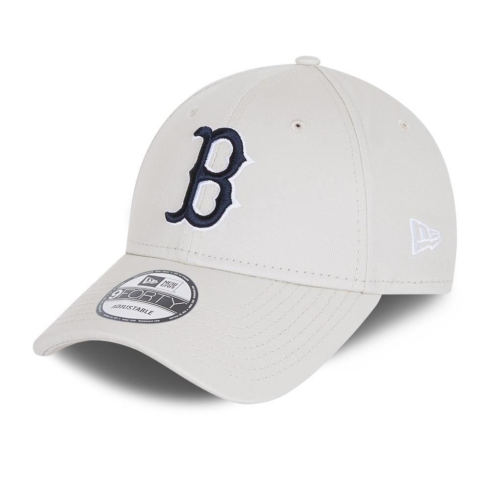 9FORTY – Boston Red Sox – Essential – Kappe in Steingrau
