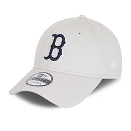 Cappellino 9FORTY Essential Boston Red Sox grigio pietra