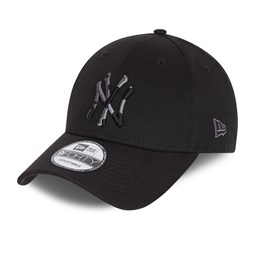 New York Yankees City Camo Black 9FORTY Cap