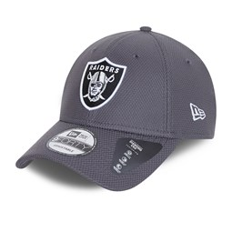 Las Vegas Raiders Diamond Era Grey 9FORTY Cap