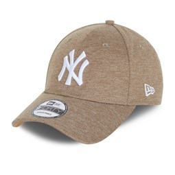 Cappellino 9FORTY Jersey Essential New York Yankees beige