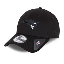 New England Patriots Black Base 9FORTY Snapback Cap