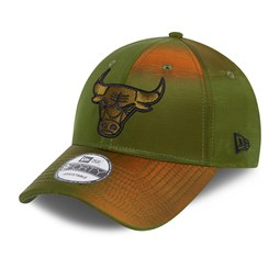 Chicago Bulls Hypertone Green 9FORTY Cap