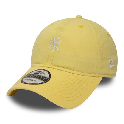 NY Yankees Micro Yellow 9TWENTY