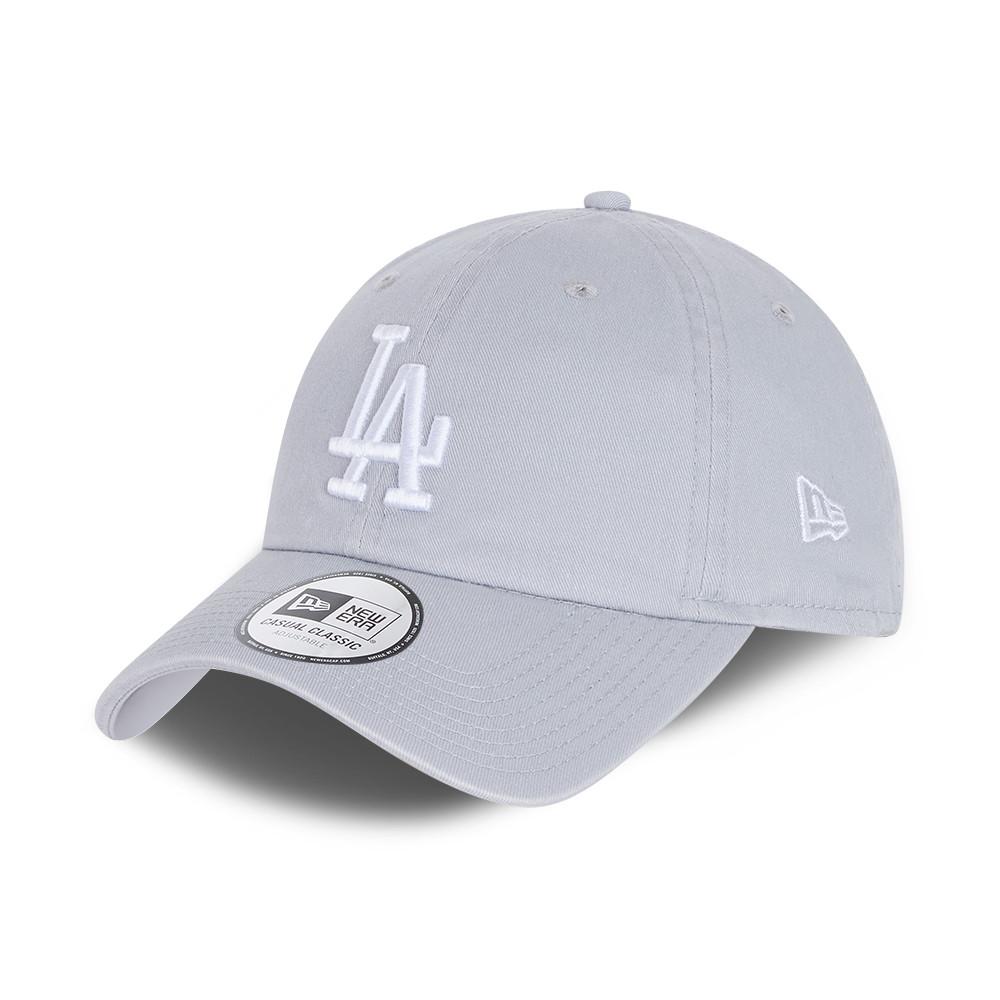 Cappellino Casual Classic LA Dodgers grigio