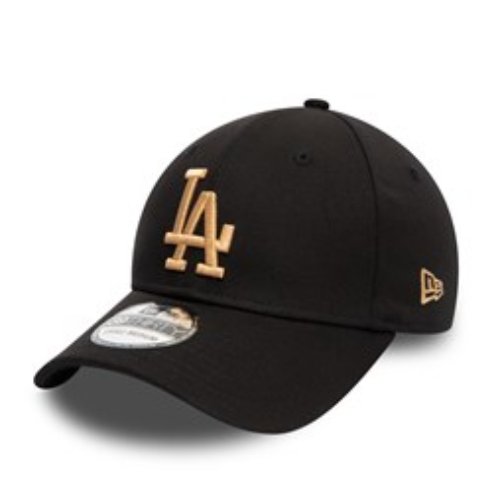 39THIRTY – LA Dodgers – Essential – Kappe in Schwarz