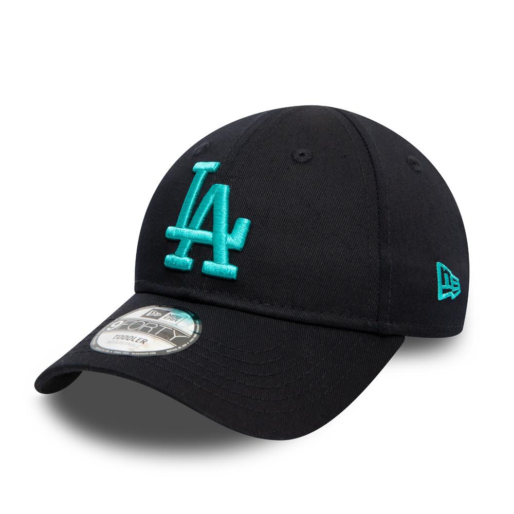 Gorra LA Dodgers Essential 9FORTY, bebé, azul marino