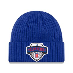 Los Angeles Clippers NBA Tip Off Blue Knit