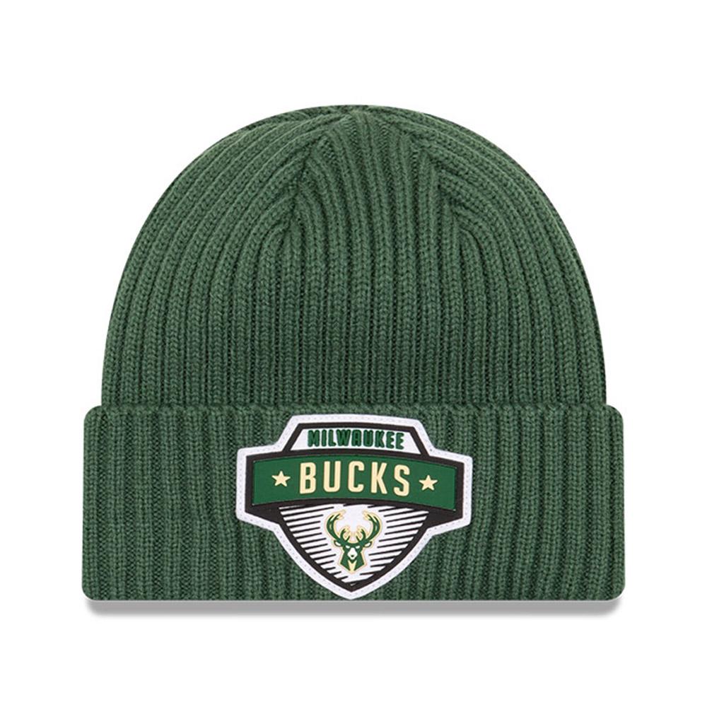 Milwaukee Bucks NBA Tip Off Green Knit