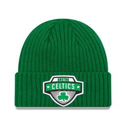 Gorro de punto Boston Celtics NBA Tip Off, verde