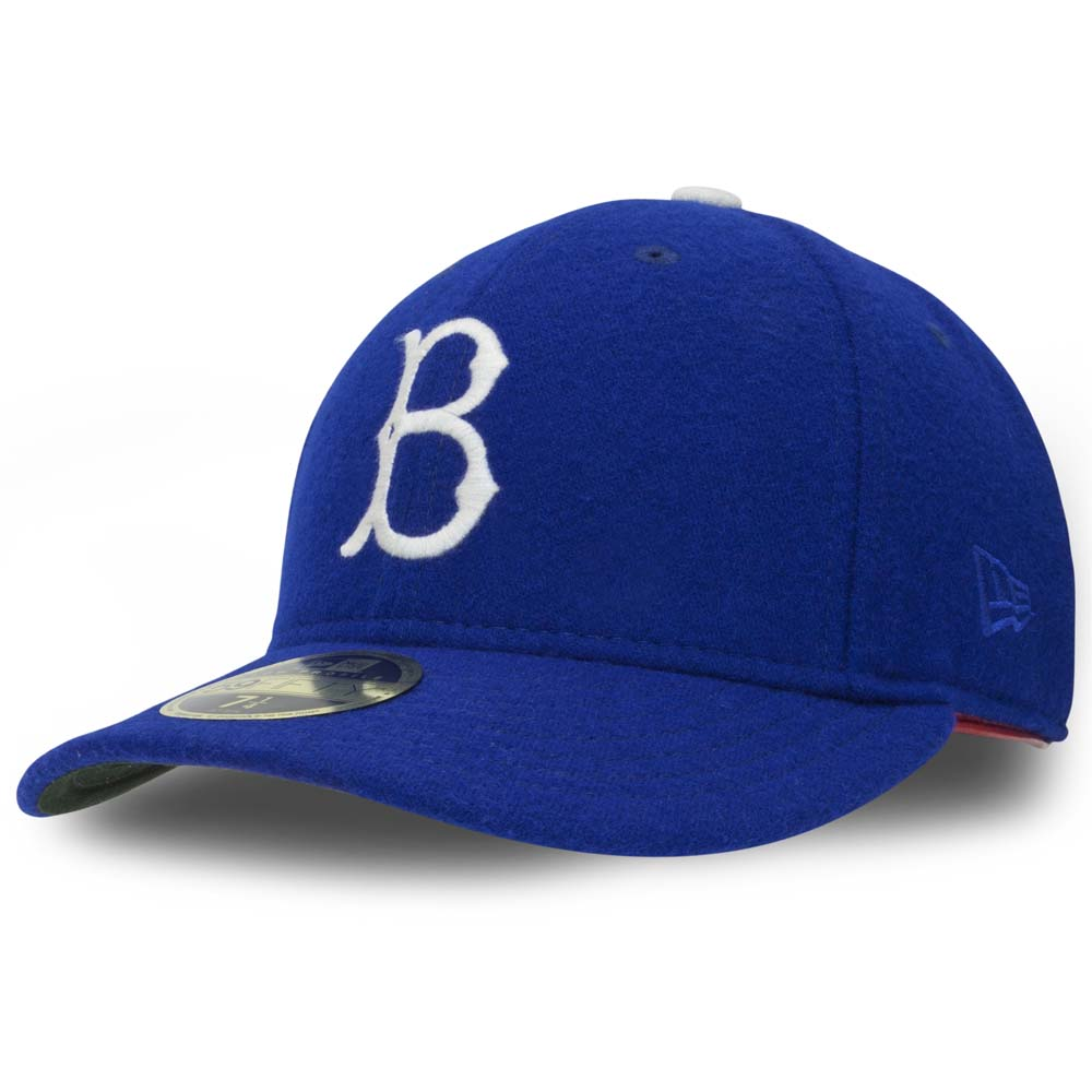 Brooklyn Dodgers Heritage Low Profile 59FIFTY 28f4bf338086