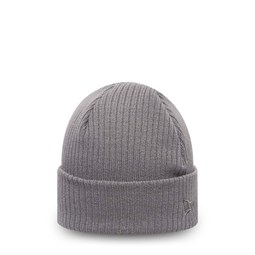 Bonnet à revers New Era Lightweight gris tempête