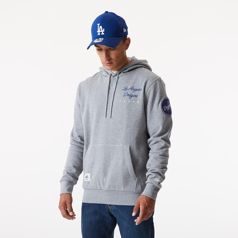 LA Dodgers – Heritage – Hoodie in Grau