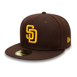 San Diego Padres Authentic On Field Brown 59FIFTY Cap