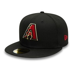 Arizona Diamondbacks Authentic On Field Black 59FIFTY Cap