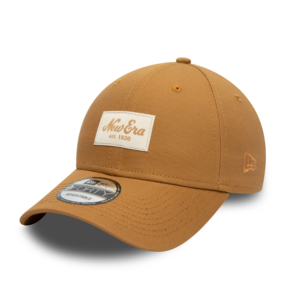 New Era Colour Essential Beige 9FORTY Cap