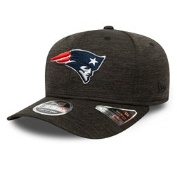 Cappellino 9FIFTY Stretch Snap Shadow Tech New England Patriots nero