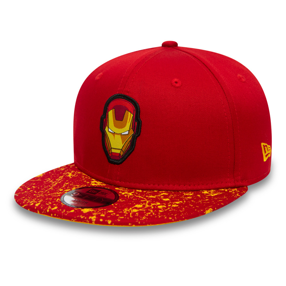 Iron Man Marvel Kids 9FIFTY Cap