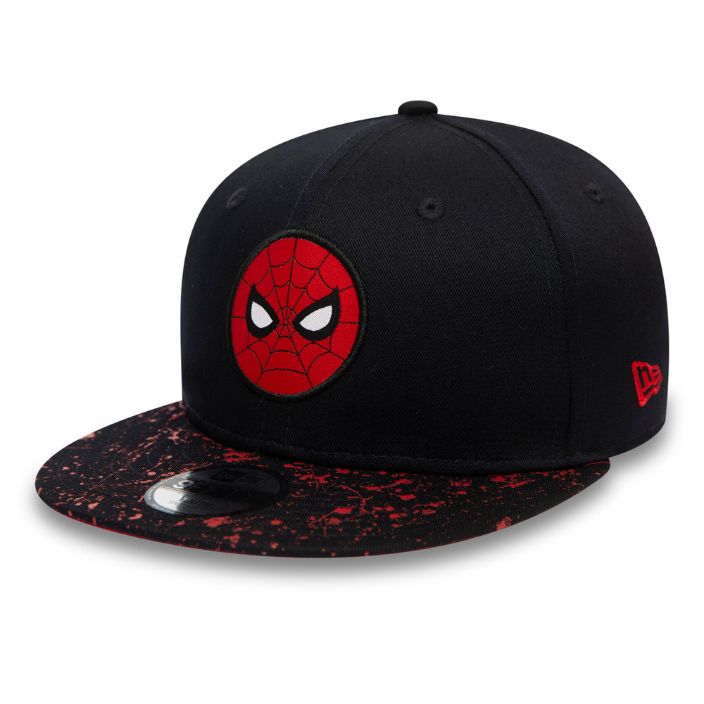 Spider Man Marvel Kids Navy 9FIFTY Cap
