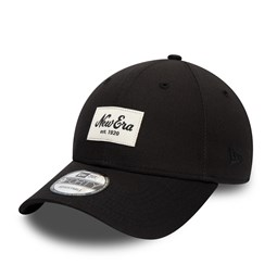 New Era Essential Black 9FORTY Cap