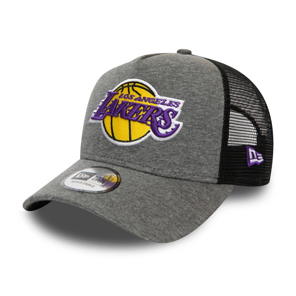 Cappellino Trucker A-Frame Jersey Essential LA Lakers grigio