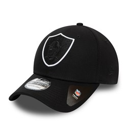 Las Vegas Raiders Tonal Black 39THIRTY Cap