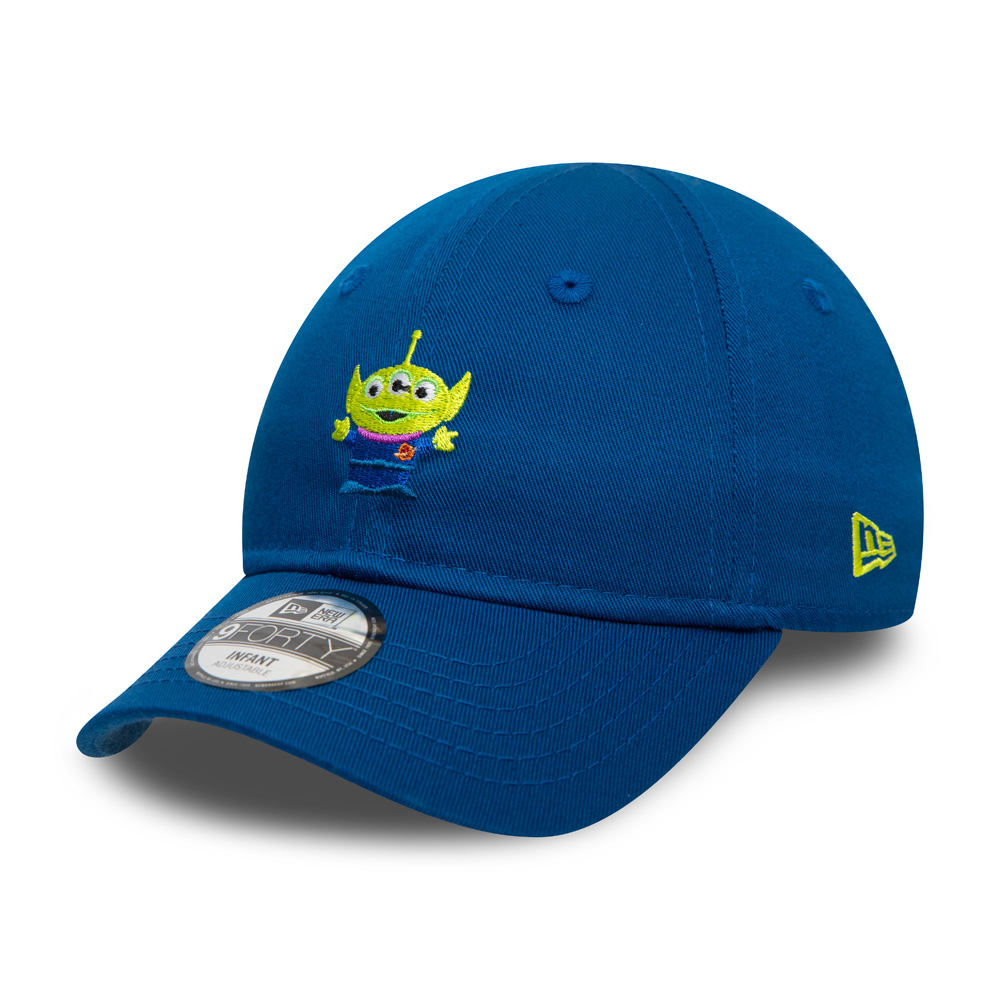 New Era Toy Story Alien Infant Blue 9FORTY Cap