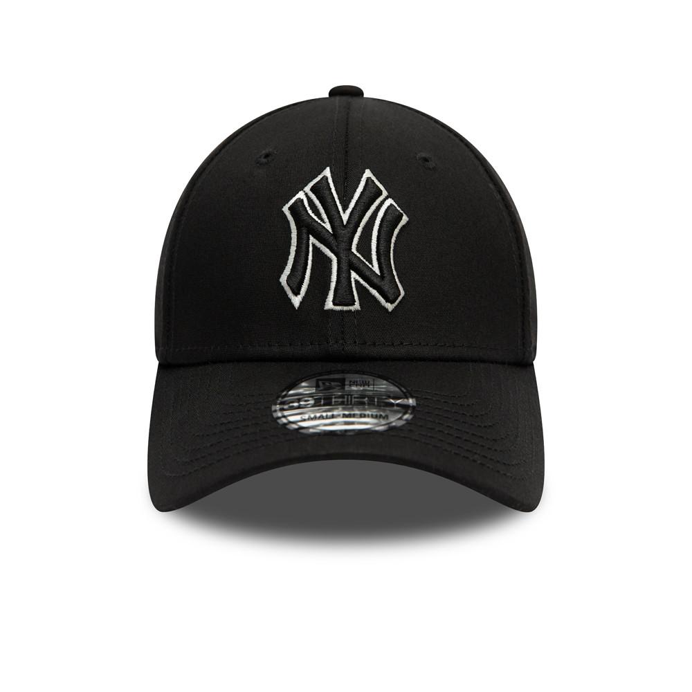 65 Nouveau Noir SCALE x NEW ERA Street Wear Gray arabe Logo Homme Chapeau Ajustée rhtblk