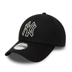 New York Yankees Tonal Black 39THIRTY Cap