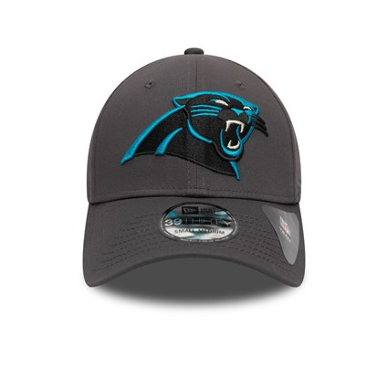 Carolina Panthers NFL Team Grey 39THIRTY Cap