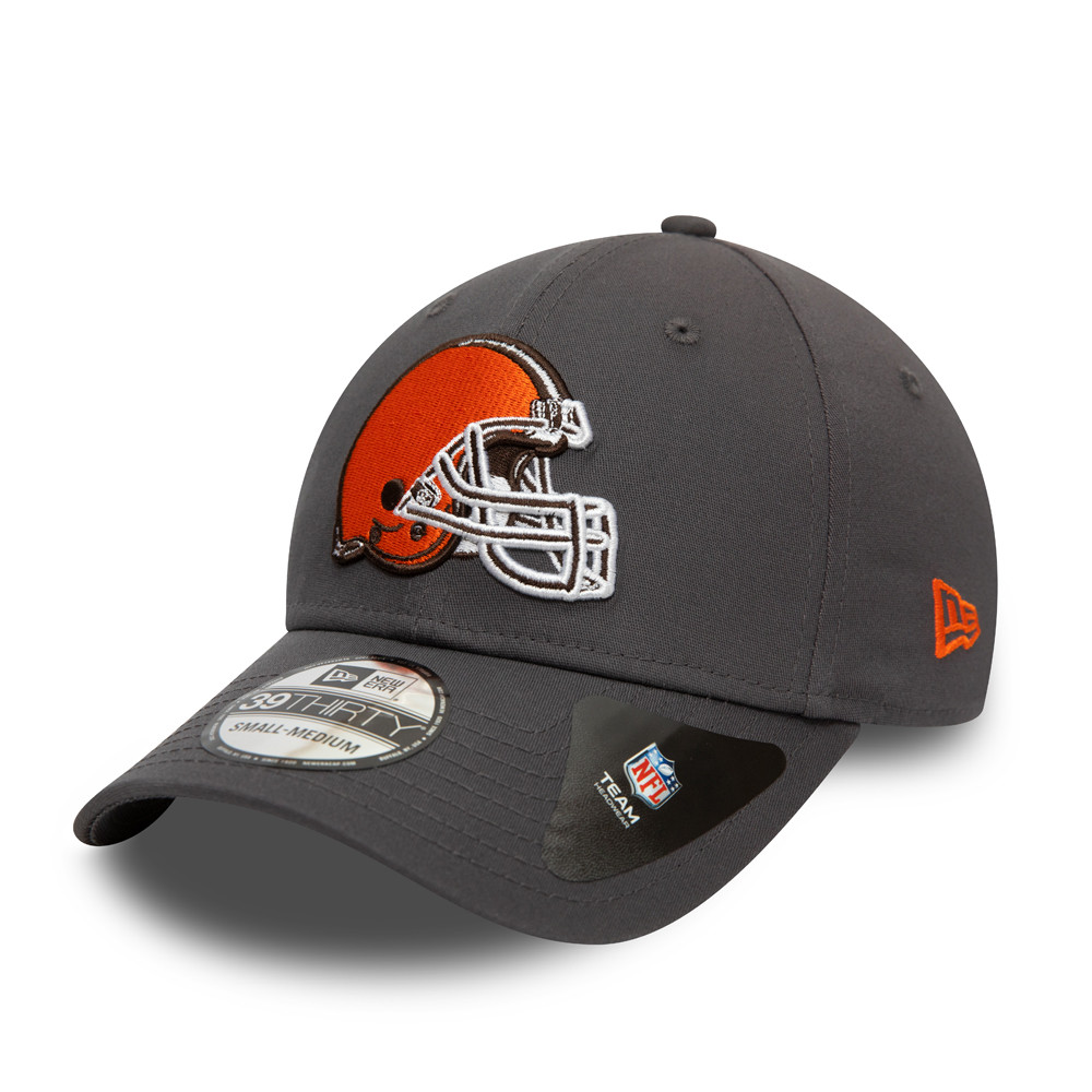 Cleveland Browns NFL Team Grey 39THIRTY Cap