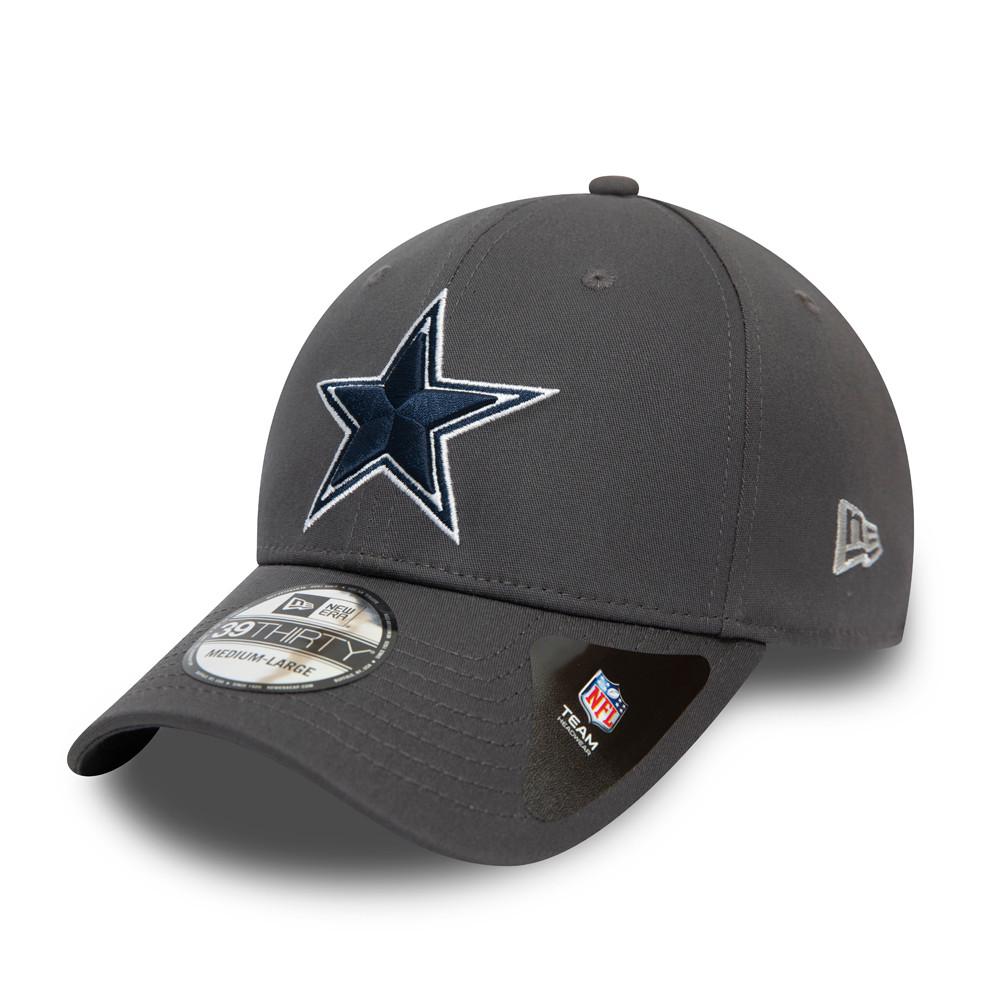 Casquette39THIRTY NFL Team des Dallas Cowboys gris