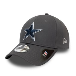 Dallas Cowboys NFL Team Grey 39THIRTY Cap