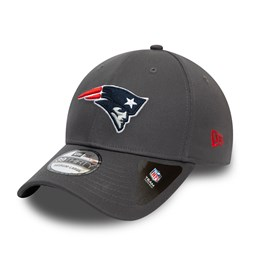 Casquette 39THIRTY  NFL Team des New England Patriots gris