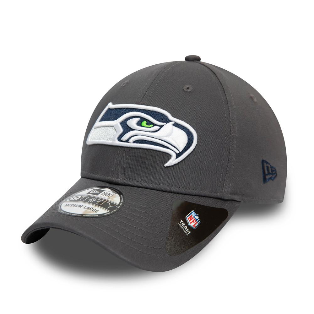 Cappellino 39THIRTY NFL Seattle Seahawks grigio