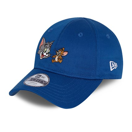 Tom and Jerry Toddler Blue 9FORTY Cap