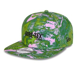 New Era Gore-Tex Green 9FIFTY Cap