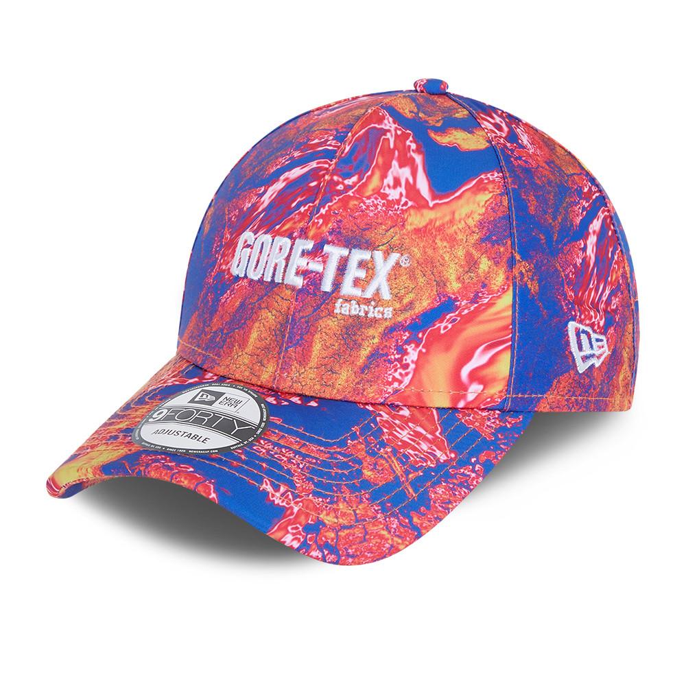 Casquette New Era 9FORTY Gore-Tex, rose