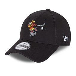 Goofy Disney Character Sports Black 9FORTY Cap