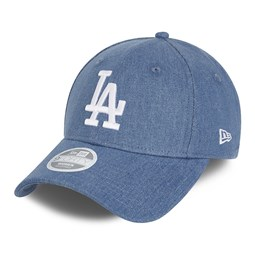 LA Dodgers Denim Wash 9FORTY Cap
