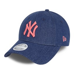 New York Yankees Denim Wash 9FORTY Cap