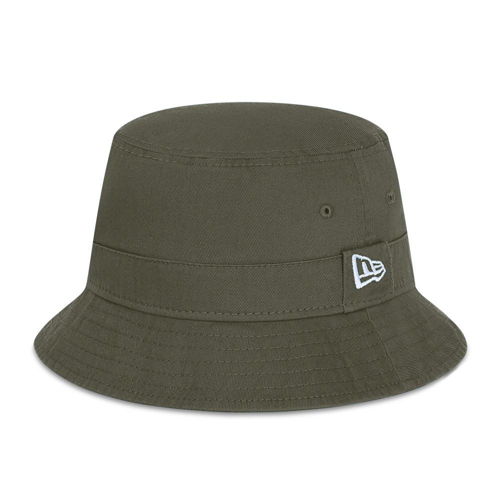 New Era Essential Khaki Bucket Hat