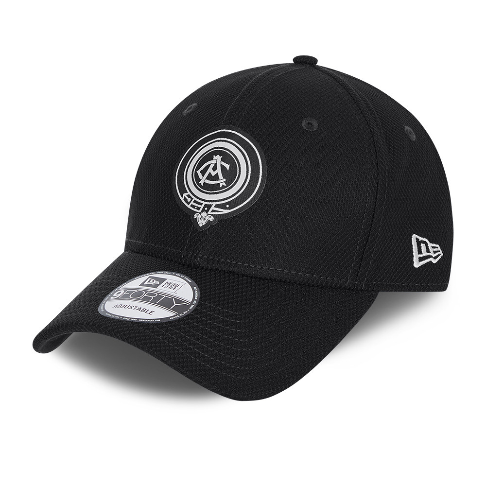 Atletico Madrid Diamond Era Retro Black 9FORTY Cap