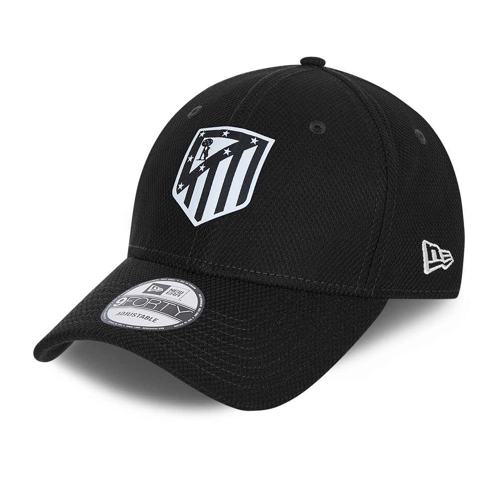 Atletico Madrid Diamond Era Tonal Black 9FORTY Cap