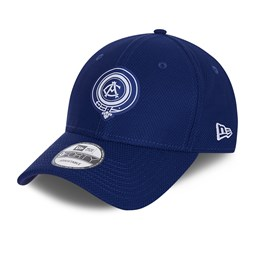 Cappellino 9FORTY Diamond Era Atletico Madrid blu