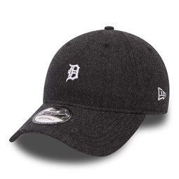 Detroit Tigers Herringbone Black 9FORTY